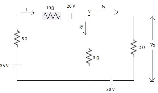 Question with solution (circuit diagram) - My Electrical Note